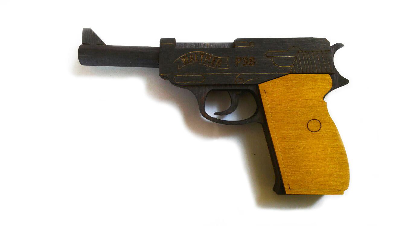 """Пистолет """"Вальтер"""""""